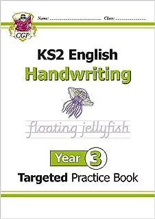KS2 English Targeted Practice Book: Handwriting - Year 3