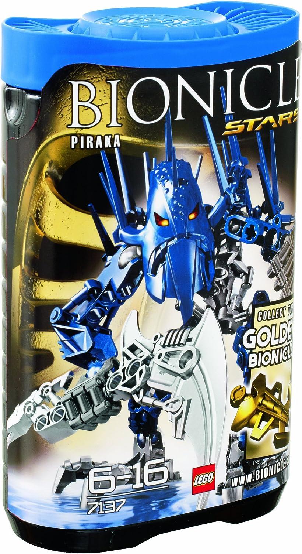 LEGO Bionicle 7137 - Piraka B002KCNVA2  Starke Hitze- und AbnutzungsBesteändigkeit   Passend In Der Farbe