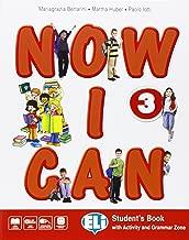 Now I can. Per la Scuola elementare. Con e-book. Con espansione online [Lingua inglese]: 3