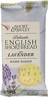 Artisan Biscuits Short and Sweet Lavender Twin Pack, 25 g ABSS104
