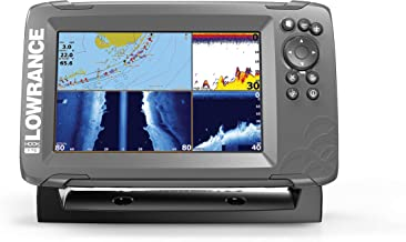 Lowrance HOOK2 7 - 7-inch Fish Finder with TripleShot Transducer and US Inland Lake Maps Installed …