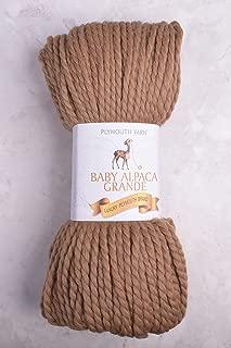 Plymouth Baby Alpaca Grande Yarn #0204 Camel (1-Pack)