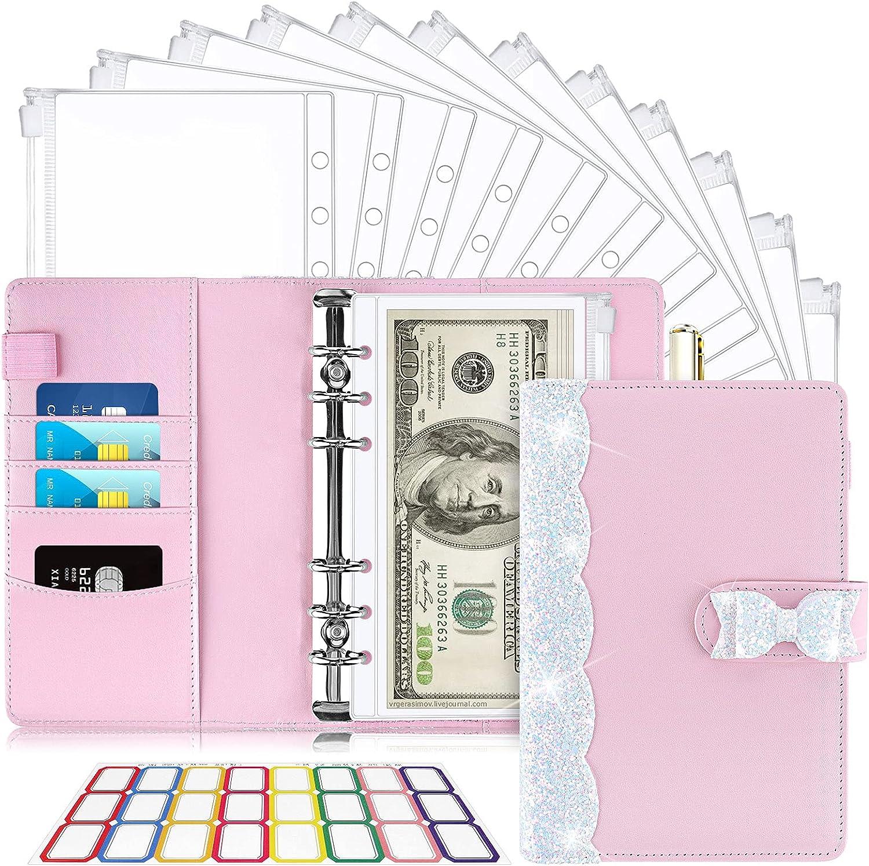 Cash Year-end gift Envelopes for Budgeting Genuine Free Shipping Budget Binder Organiz Money 14Pcs