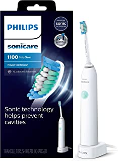 Philips Sonicare DailyClean 1100 Rechargeable Electric...