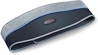Beurer EM 38 Electroestimulador TENS Cinturón lumbar, 4 programas entrenamiento, 4 electrodos agua sin necesidad de geles ni recambios,pantalla LCD, 75-140cm cintura