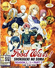 Best food wars dvd Reviews