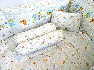 Cheeky Bon Bon 9pc Crib Set, Toyland, 4 Each