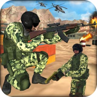 Last Man Assault in Frontline - Call For The Last Mission duty- FPS Shooter : Survival Battle