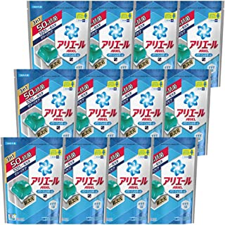 【ケース販売】 アリエール 洗濯洗剤 液体 パワージェルボール 詰替用 352g (18個入り)×12個