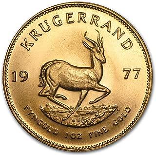Best 1977 south africa 1 oz gold krugerrand Reviews