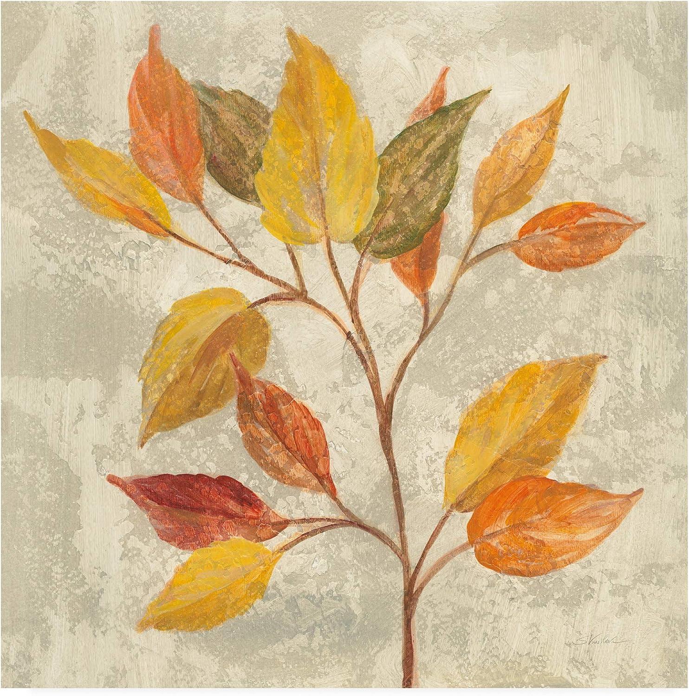 Trademark Fine Art November Leaves II