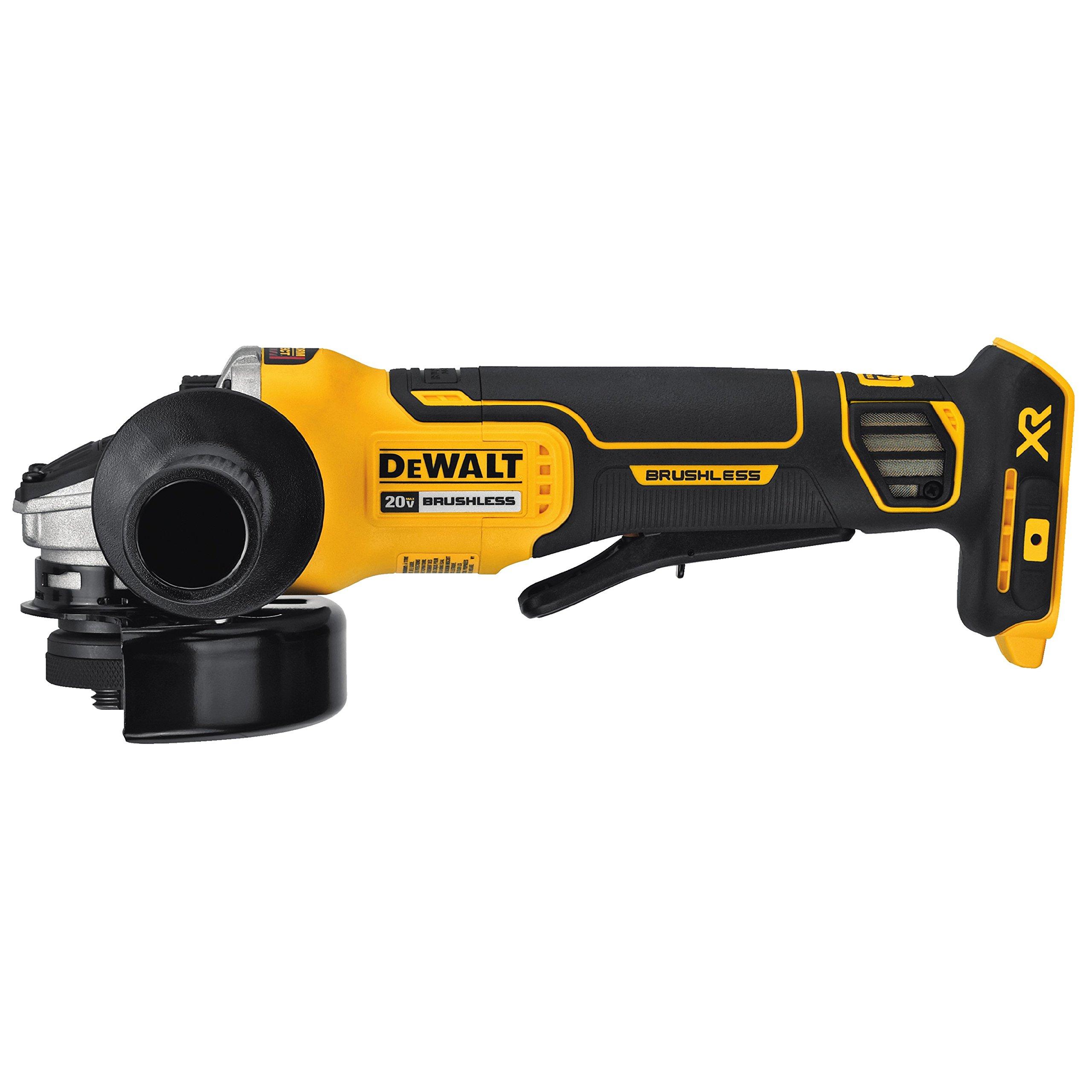 DEWALT DCG413B Brushless Tool Grinder