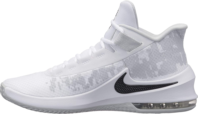 best loved 0f538 d2fe7 Nike Nike Nike Herren AIR MAX Infuriate 2 MID Basketballschuhe 1fa6c5
