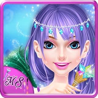 Ocean Mermaid Princess: Makeup Salon Games