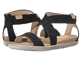 af8e660745f ECCO Damara Ankle Strap Sandal at 6pm