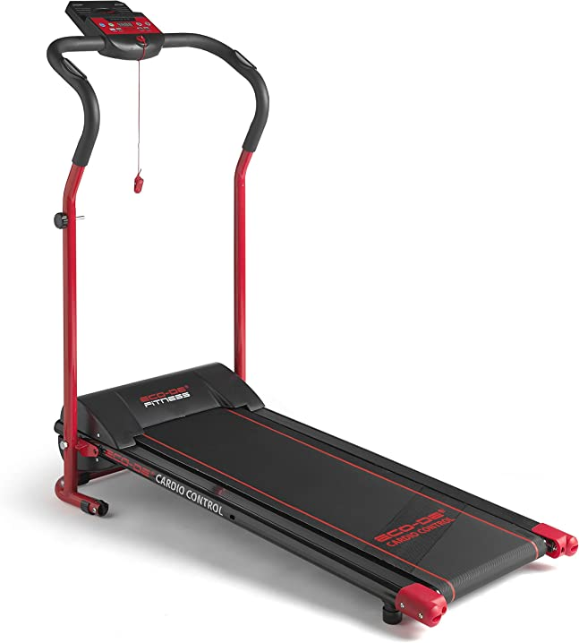 Tapis roulant pieghevole 1000 w con cardiofrequenzimetro controllo delle calorie - eco-de B075V6YG28
