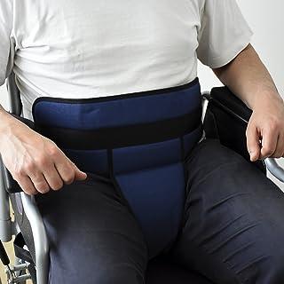 ORTONES | Cinturón de sujeción pélvico para silla de ruedas talla única.