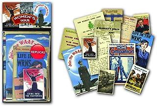 Resources For Teaching Women's War Replica Memorabilia Pack