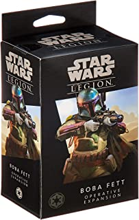 Star Wars Legion Boba Fett Operation Expansion Strategy Game