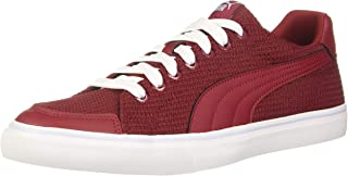 Puma Men's Surface Idp Rhubarb White-Heather Sneakers