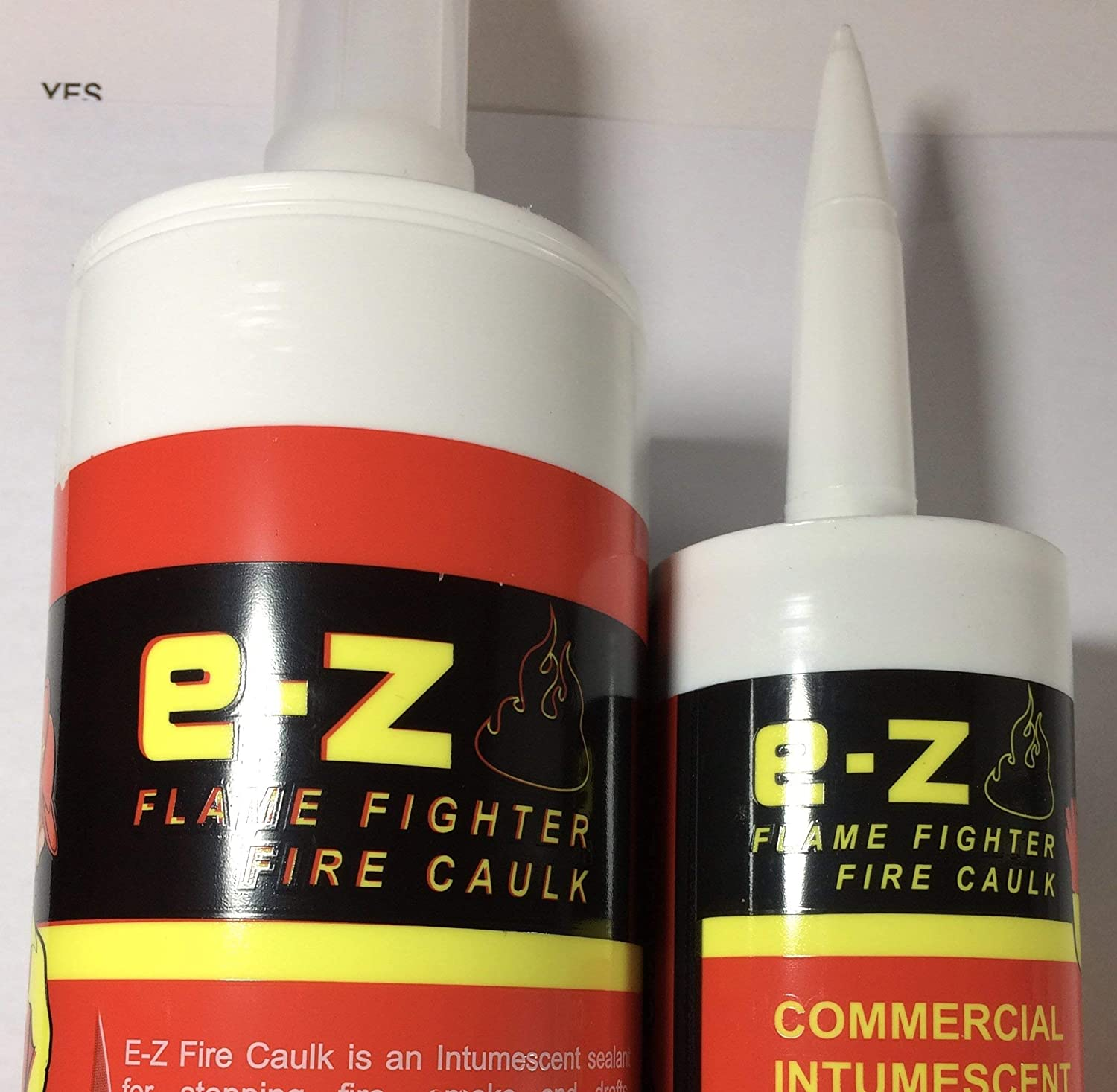 Free shipping on posting reviews E-Z Flame Fighter Caulk 29 OFFicial Fire