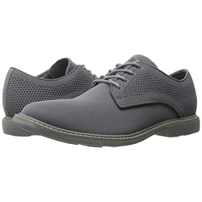 Mark Nason Maas (Charcoal Dressknit/Charcoal Welt/Charcoal Botto) Men