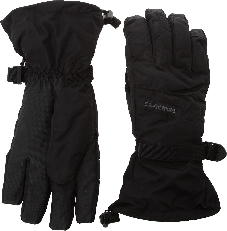 New Free Shipping Dakine Men's Recommendation Blazer Small Gloves Black