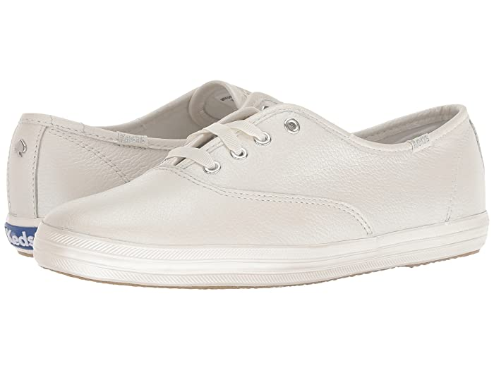 dcabc5ef4dd Keds x kate spade new york Bridal Champion Pearlized Leather at ...
