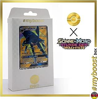my-booster SM02-DE-134/145 Pokémon Cards