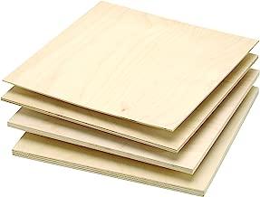 Woodcraft Single Piece of Baltic Birch Plywood (9mm - 3/8