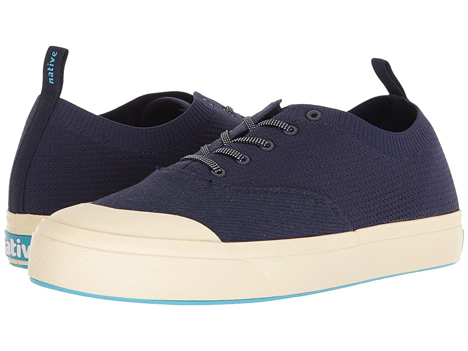 Native Shoes Jefferson Plimsoll (Regatta Blue/Bone White) Shoes