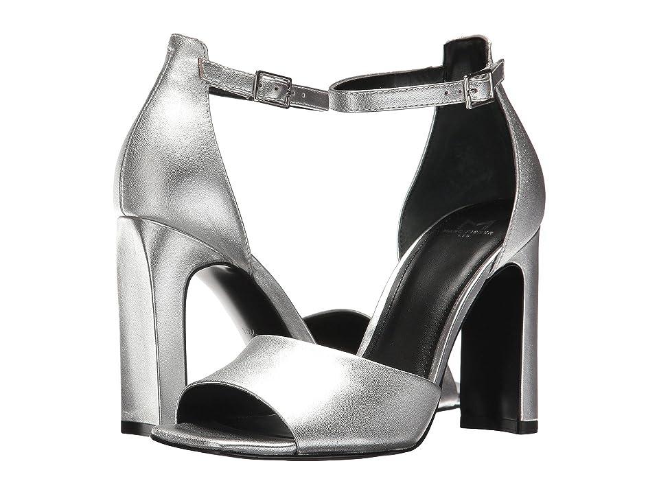 Marc Fisher LTD Harlin (Silver Leather) Women