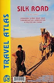 Silk Road Travel Atlas Scale varies