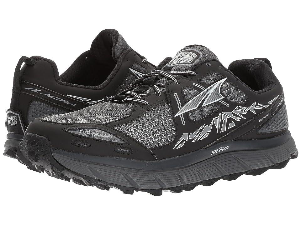 Altra Footwear Lone Peak 3.5 (Black) Men