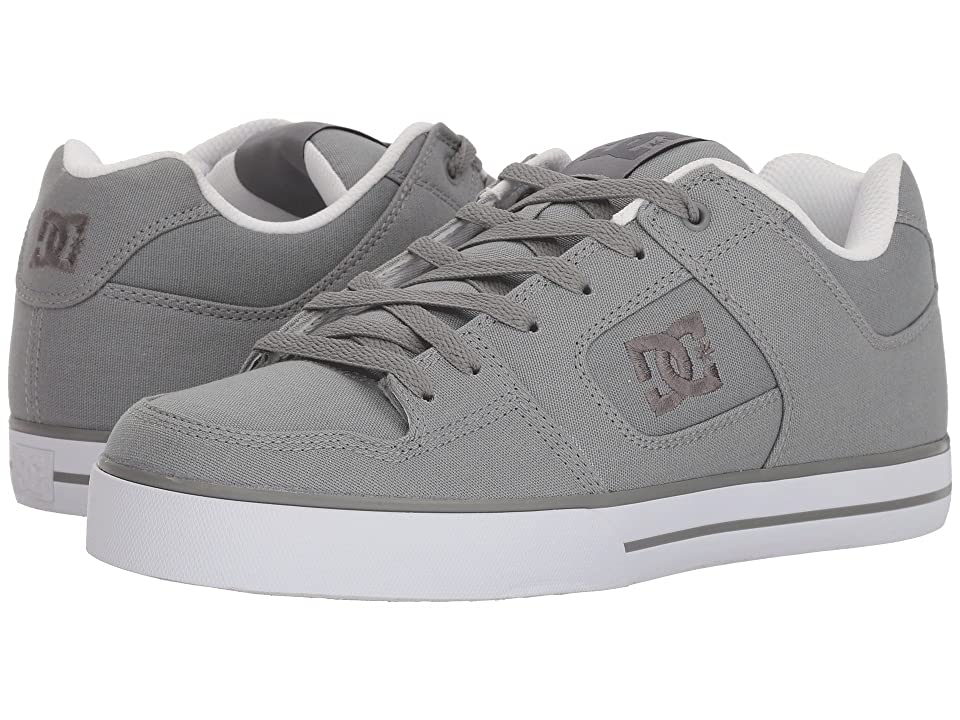 DC Pure TX (Grey/Grey/White) Men