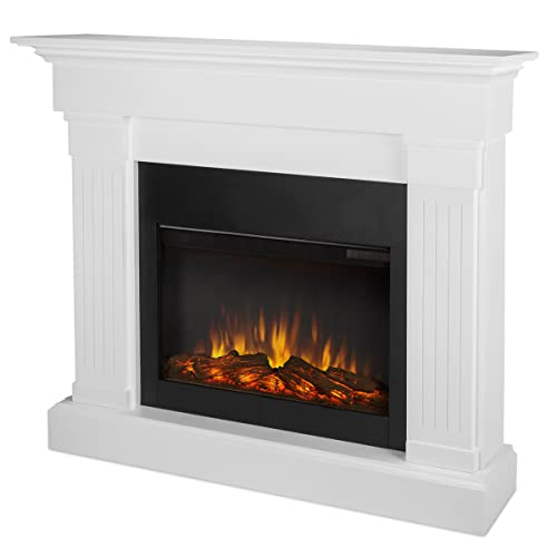 Electric Fireplace With Mantle Amazon Com