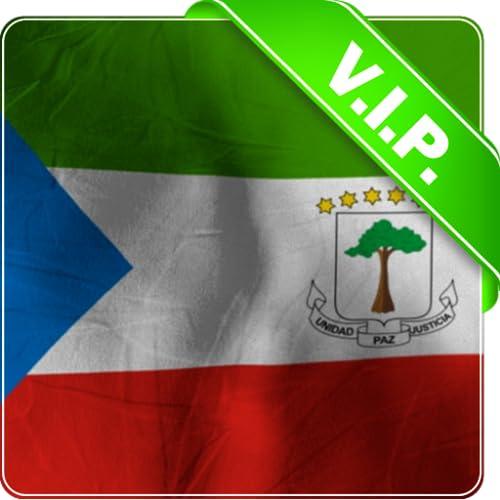 Äquatorial Guinea Fahne Lwp