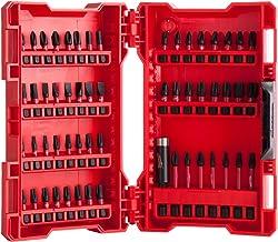 Milwaukee Schroef - SET 4932430907 56 stuks. SHOCKWAVE GEN II, rood