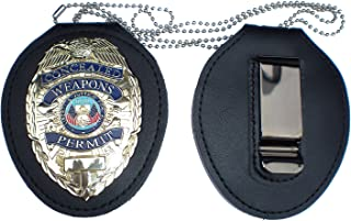 Best concealed weapons permit metal gold badge & wallet Reviews