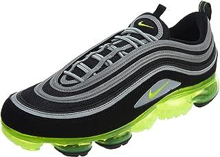 Air Vapormax 97 Neon Black Volt Running Mens