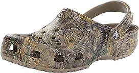 424708c4753a8 Crocs Classic Realtree® V2 at Zappos.com