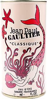 Jean Paul Gaultier Le Classique Summer Eau De Toilette Spray, 3.3 Fluid Ounce