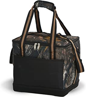 Picnic Plus Ranger Cooler - Camo - 24 Can Cooler with Hard Molded Base