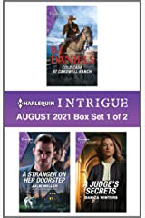 Harlequin Intrigue August 2021 - Box Set 1 of 2 Kindle Edition