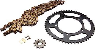Afam 01213609 Kit cha/îne de moto kit acier pour YAMAHA DT 125 X 2005-2006