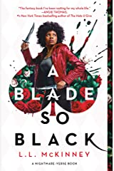 A Blade So Black: 1 (The Nightmare-Verse, 1) Paperback