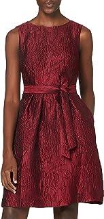 APART Fashion Jacquard Dress Vestito da Cocktail Donna