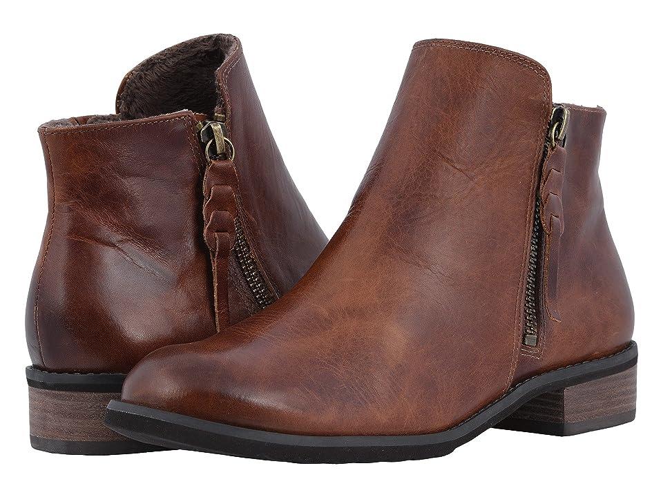 Walking Cradles Kason (Chestnut Rustic Leather) Women