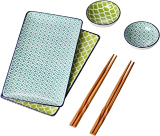 Sushi Set porzellan, vancasso MACARON japanische Ess Service