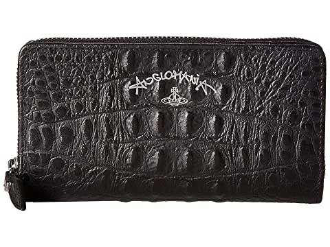 Vivienne Westwood Anglomania Wallet New Zip